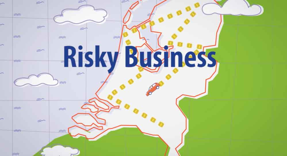 Risky Business, Rabobank, Yolk
