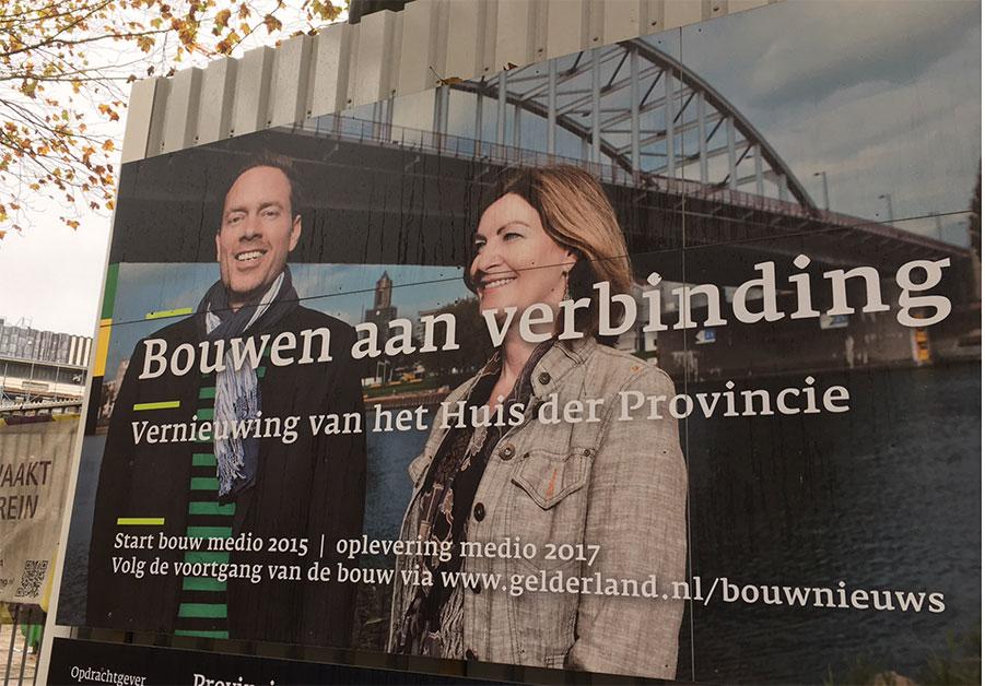Provincie Gelderland Nieuwe Werkstijl, Yolk